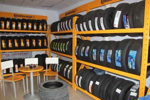 涿鹿县德国马牌汽车轮胎专卖店,上门服务不收费,欢迎新老顾客光临!